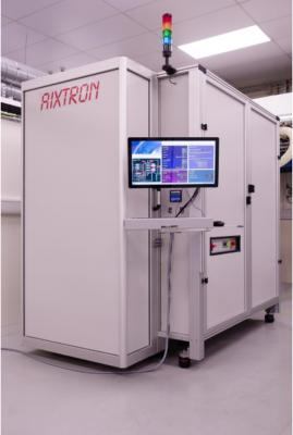 AIXTRON demonstrates new graphene production systems