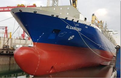 Talga launches commercial-scale trial of graphene coating on ocean-going cargo vessel
