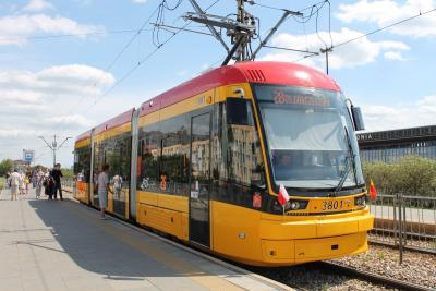 Skeleton to supply its graphene superacpacitors to Warsaw's Tram network