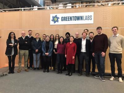 The UK establishes a Graphene Innovation Group, explains how graphene assists business goals