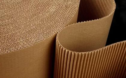 Kemind's graphene-enhanced glue enables a 30-50% increase in its corrugated board production process