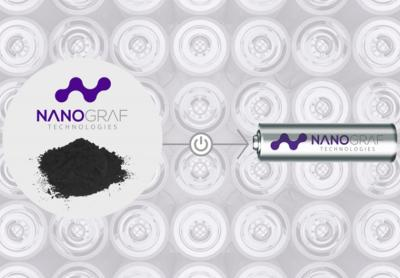Nanograf's CEO sheds light on the company's latest graphene battery materials, progress and future plans