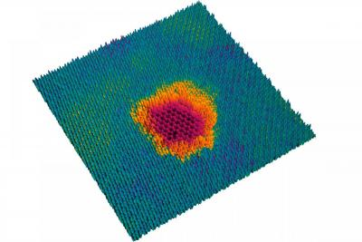 New technique allows for processing surfaces on an atomic scale