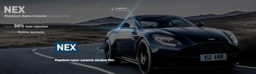 STEK Automotive launches graphene-enhanced window films