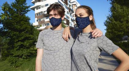 Directa Plus secures €100,000 EU grant for face masks