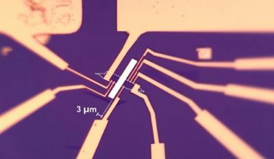"""Researchers manage to induce """"artificial magnetic texture"""" in graphene"""