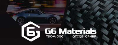 G6 Materials raises $5 million CAD, to acquire GO application developer GX Technologies