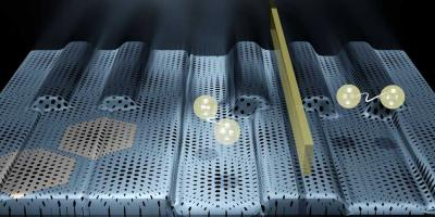 Researchers turn 'magic angle graphene' into insulator or superconductor by applying an electric voltage