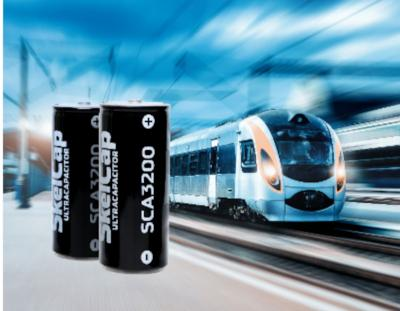 Skeleton Technologies enters agreement with CAF Power & Automation for supercapacitors for trams