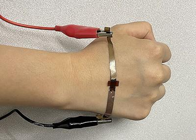 Researchers experiment with LIG to create improved wearable health devices