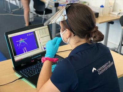 Sportswear enhanced with Versarien's graphene inks to be tested by the University of Gloucestershire